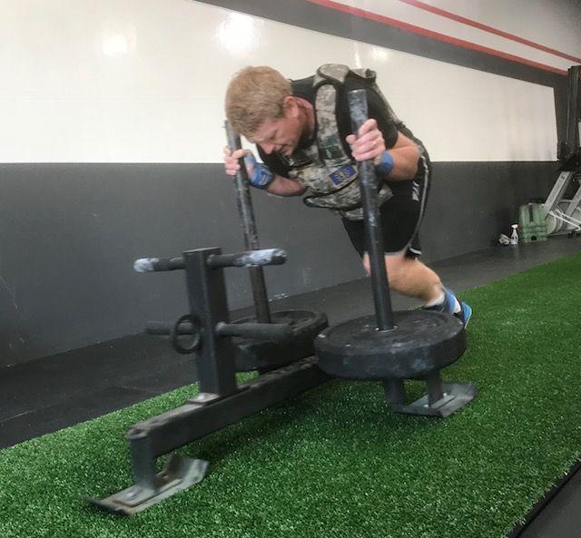 Workout: Thursday 08/09/2018