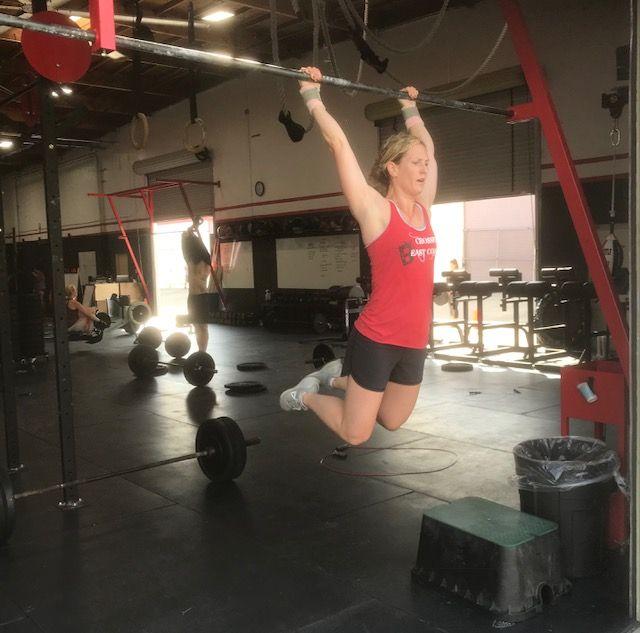Workout: 08/15/2018