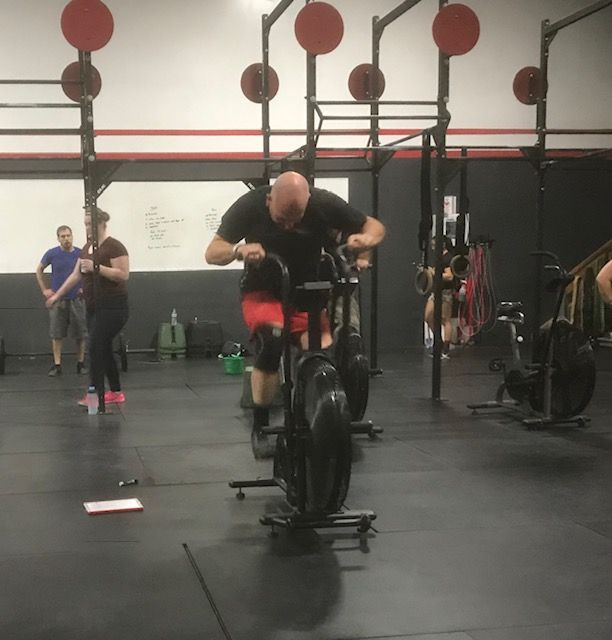 Workout: Thursday 12/13/2018