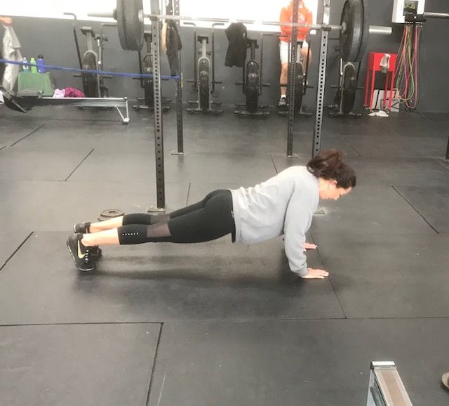 Workout: Tuesday 02/19/2019