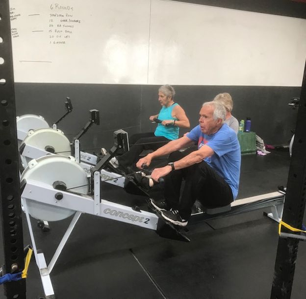 Workout: Saturday 02/23/2019