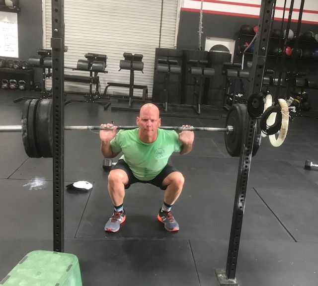 Workout: Wednesday 05/15/2019