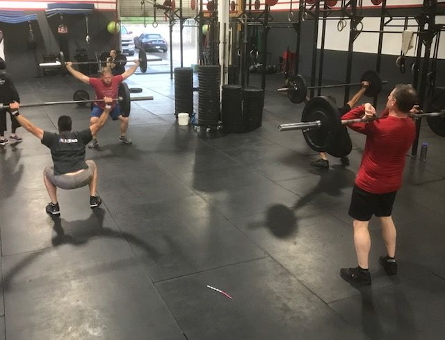 Workout: Saturday 05/18/2019