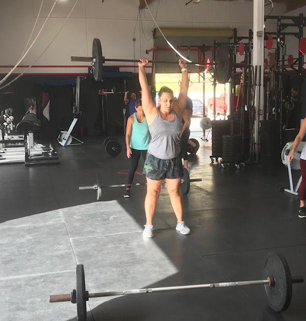 Workout: Monday 09/16/2019