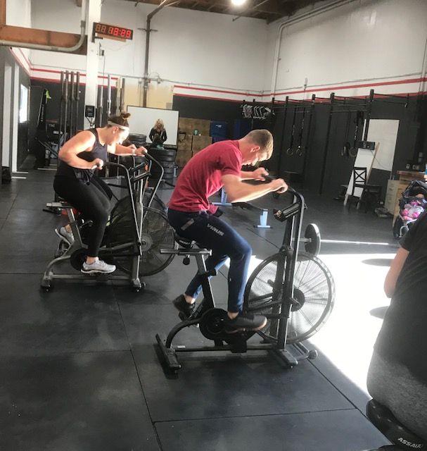 Workout: Thursday 09/23/2021