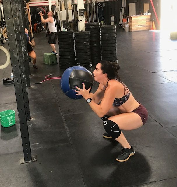 Workout: Saturday 08/08/2020