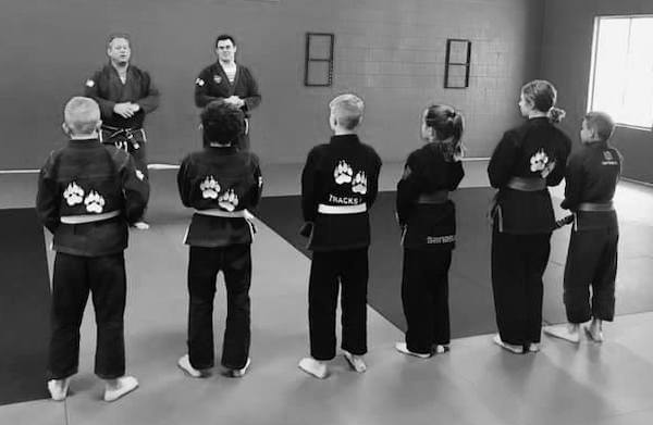 5 Core Values Kids Focus on in BJJ