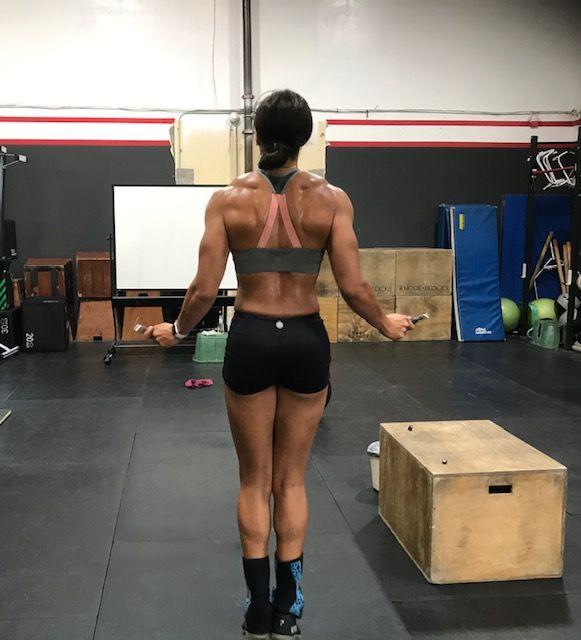 Workout: Monday 09/14/2020