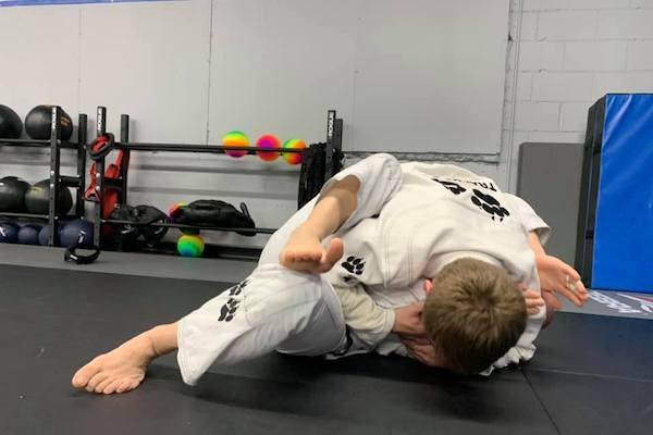 Practice BJJ for Self-Defense