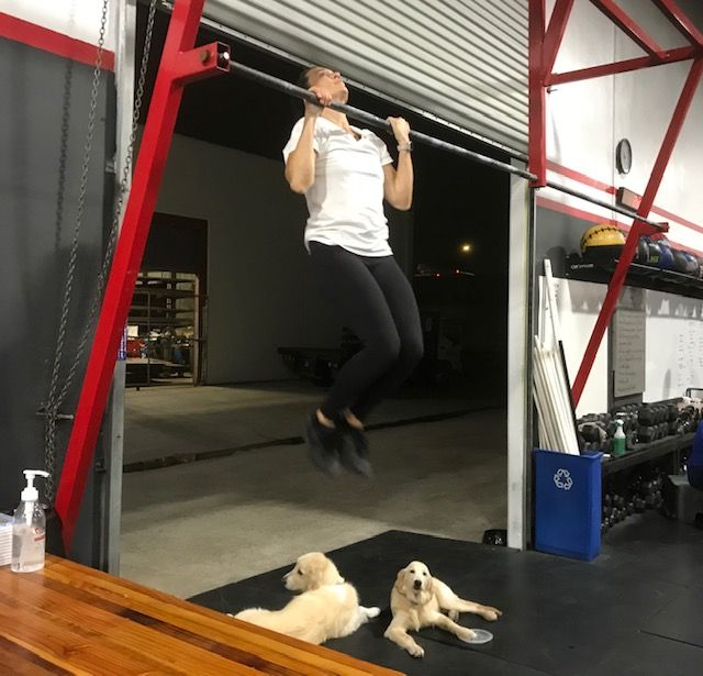 Workout: Saturday 10/24/2020