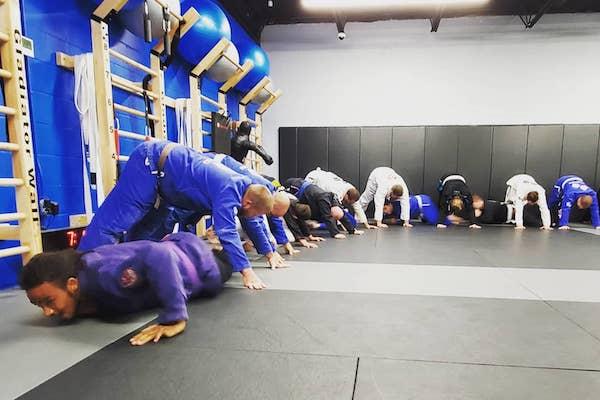 Brazilian Jiu-Jitsu: Get Fit and Have Fun