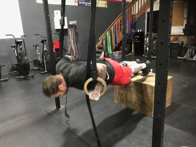 Workout: Thursday 01/21/2021