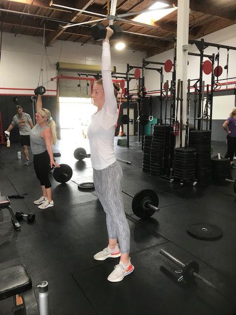 Workout: Thursday 02/25/2021