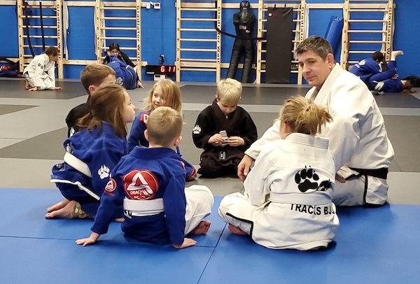 Character Development Through Martial Arts