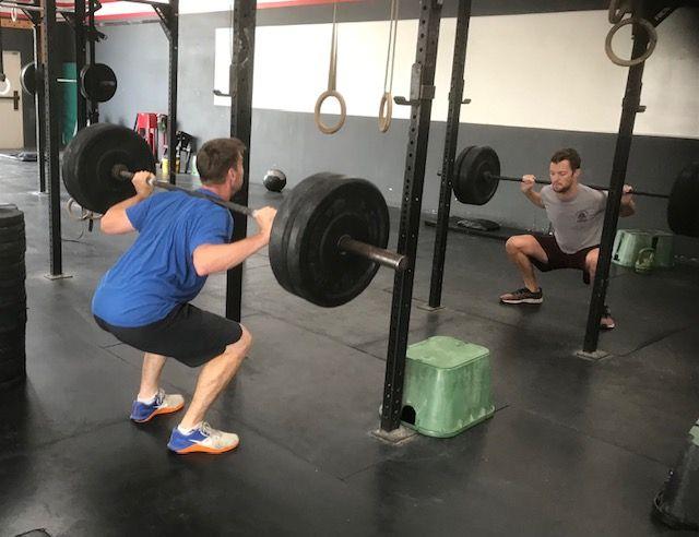Workout: Thursday 06/24/2021