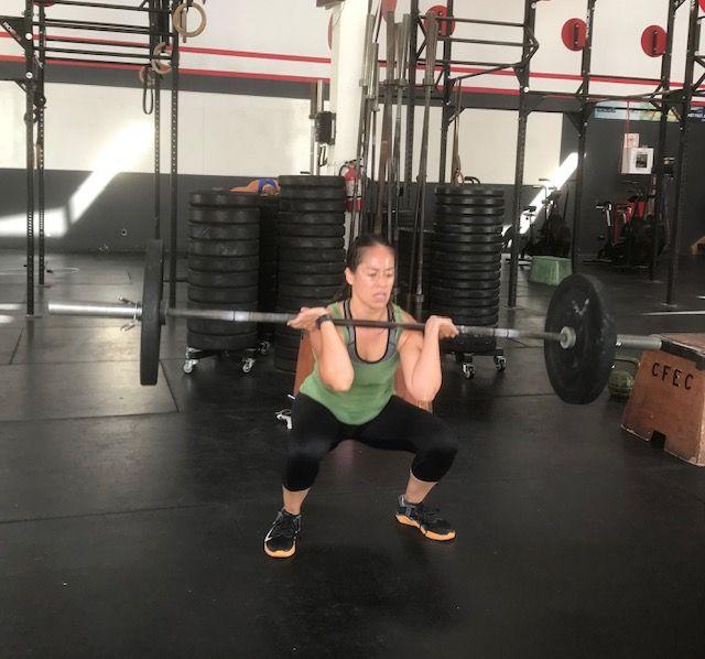 Workout: Monday 07/26/2021