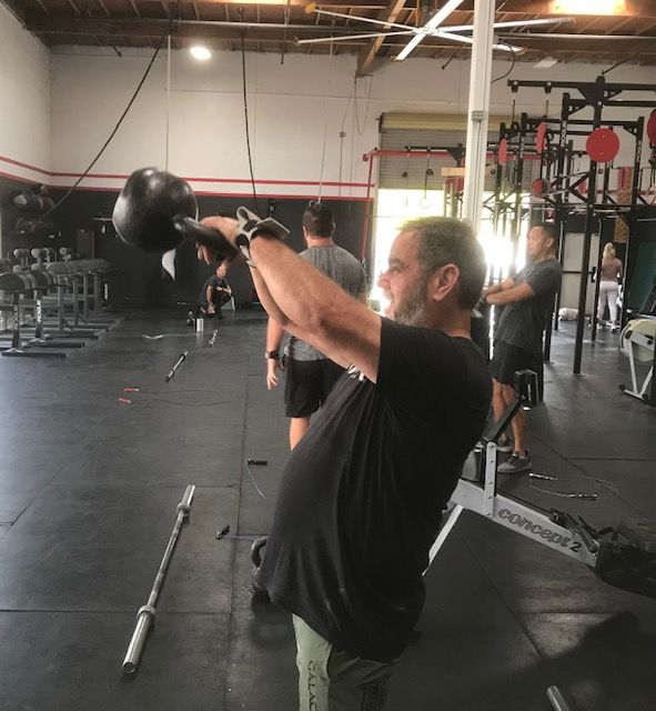 Workout: Wednesday 07/28/2021
