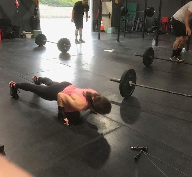Workout: Thursday 10/14/2021