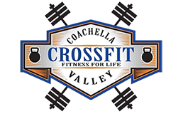 Coachella Valley CrossFit Logo