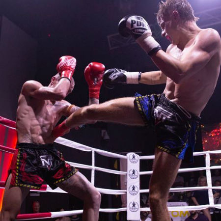 Thai Boxing what,s real about it