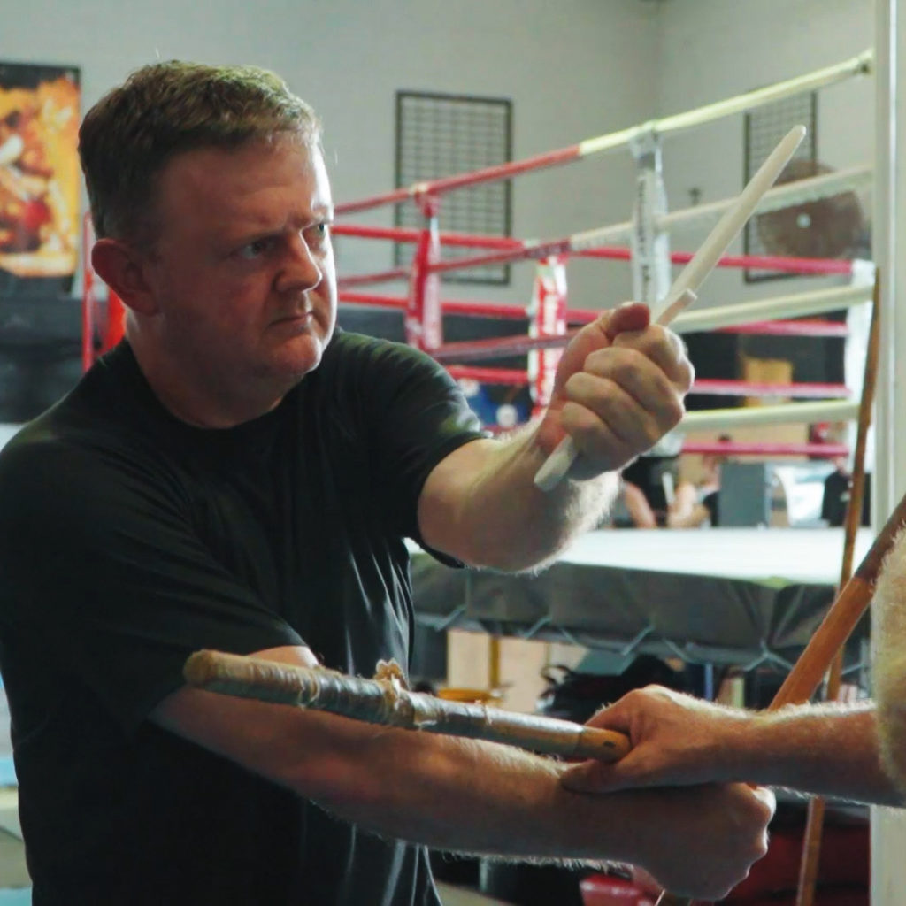 Trainer Si Hing Michael Hall
