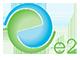 E2 Yoga & Fitness Logo