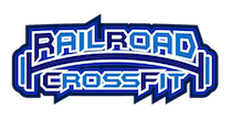 Railroad CrossFit Logo