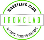Ironclad Wrestling Club  Logo