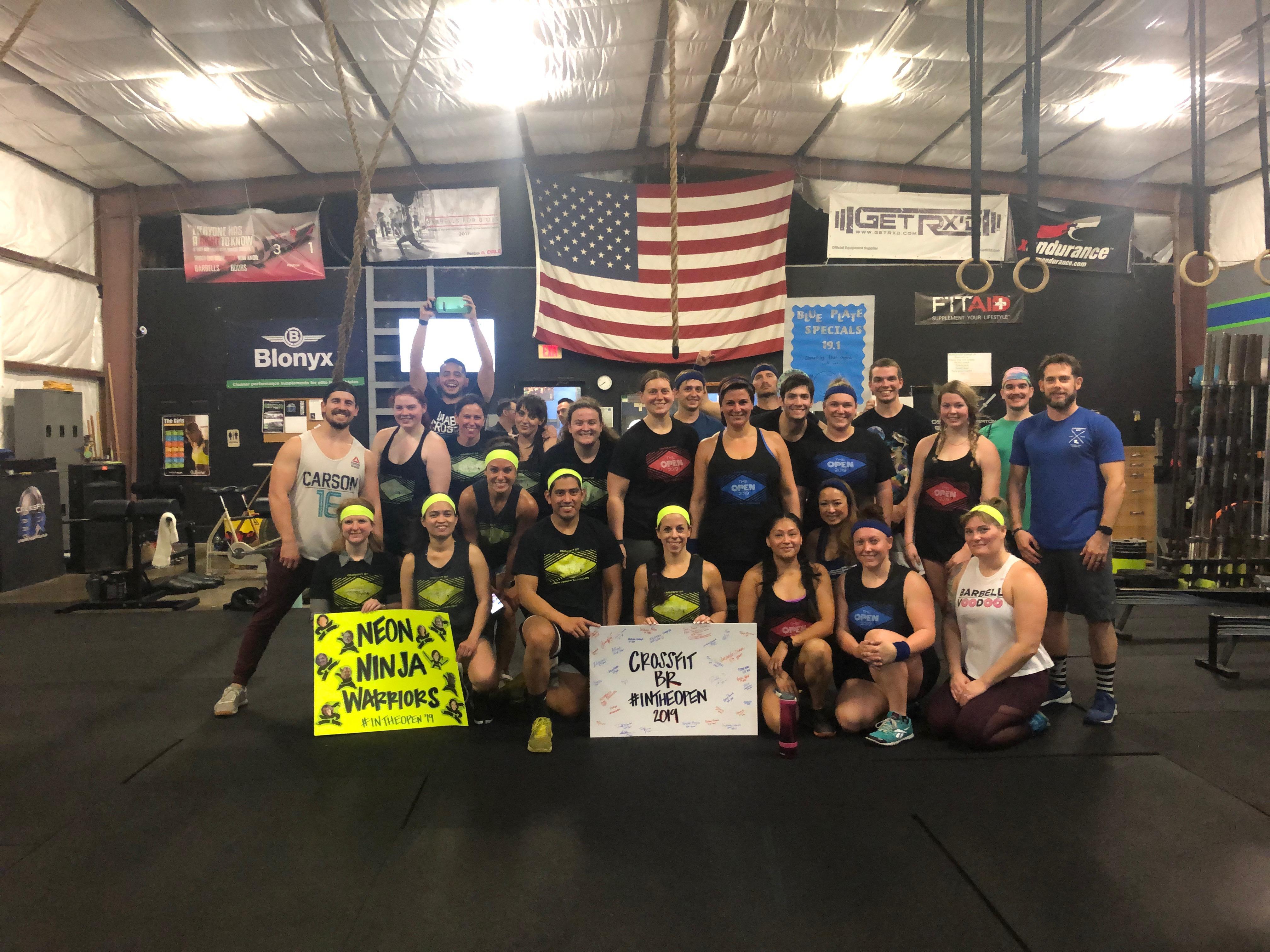 2020 CFBR CrossFit Open