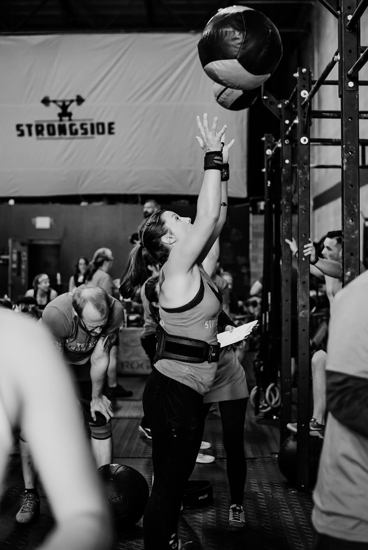 WOD Program – Training Notes – September 3rd – 9th