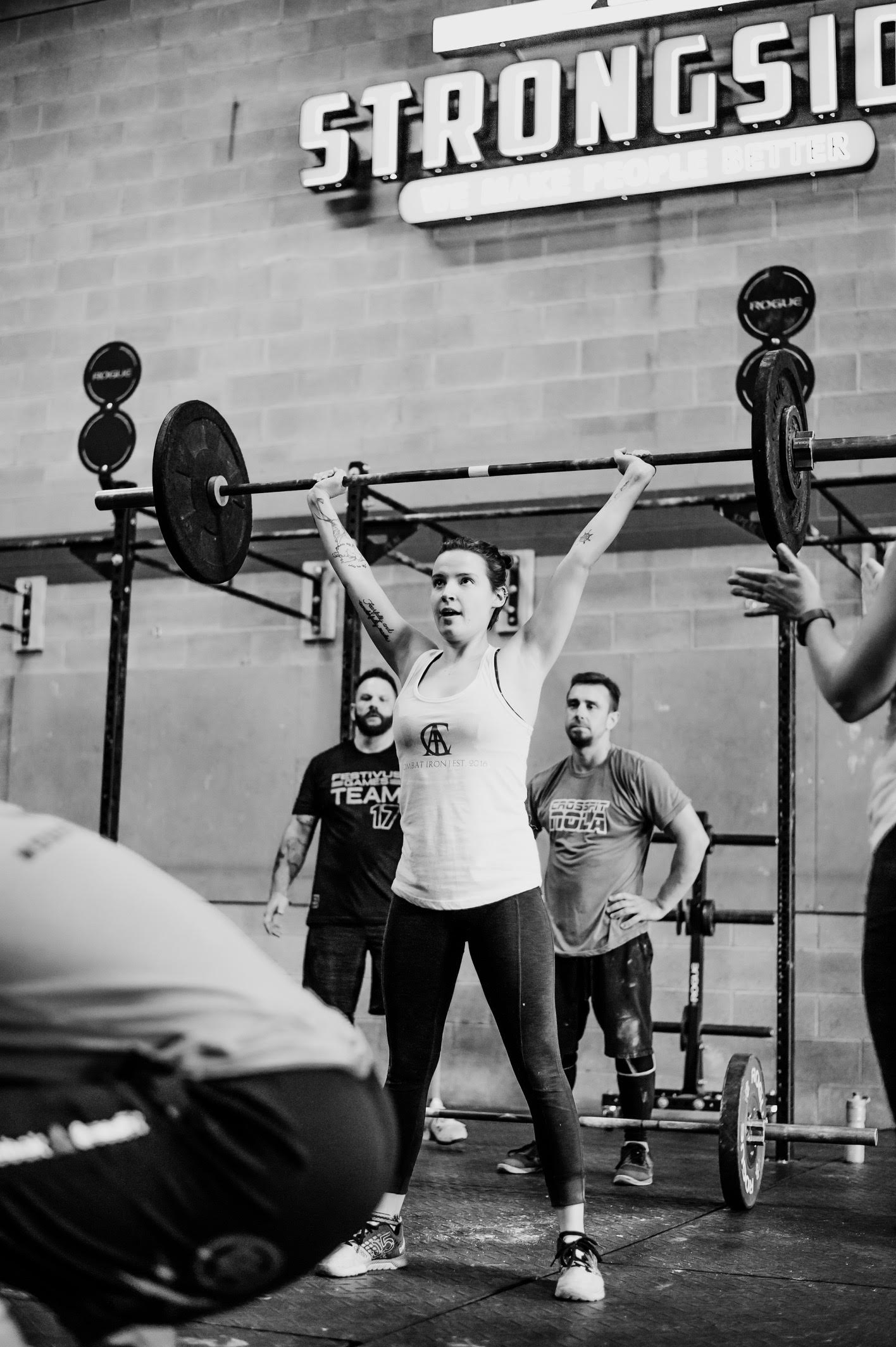 Olympic Weightlifting Program – September 3rd – 8th 2018