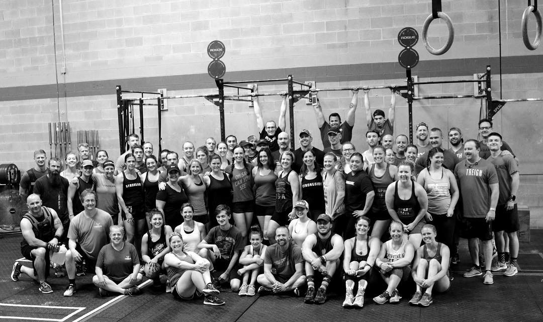 WOD Program – November 19th – 24th 2018