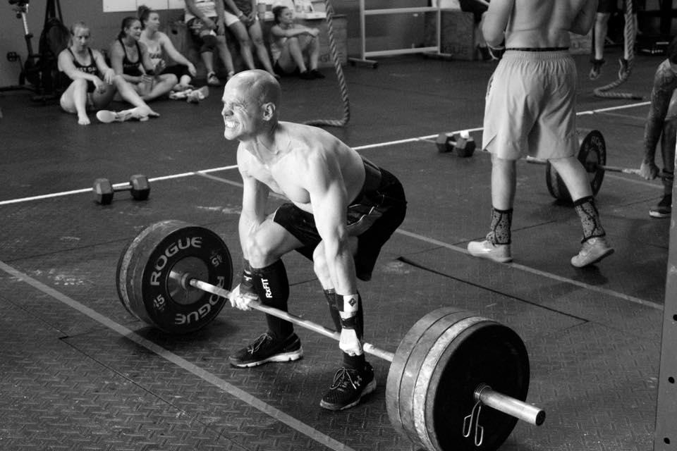 Olympic Weightlifting Program – 9.10.18 – 9.15.18