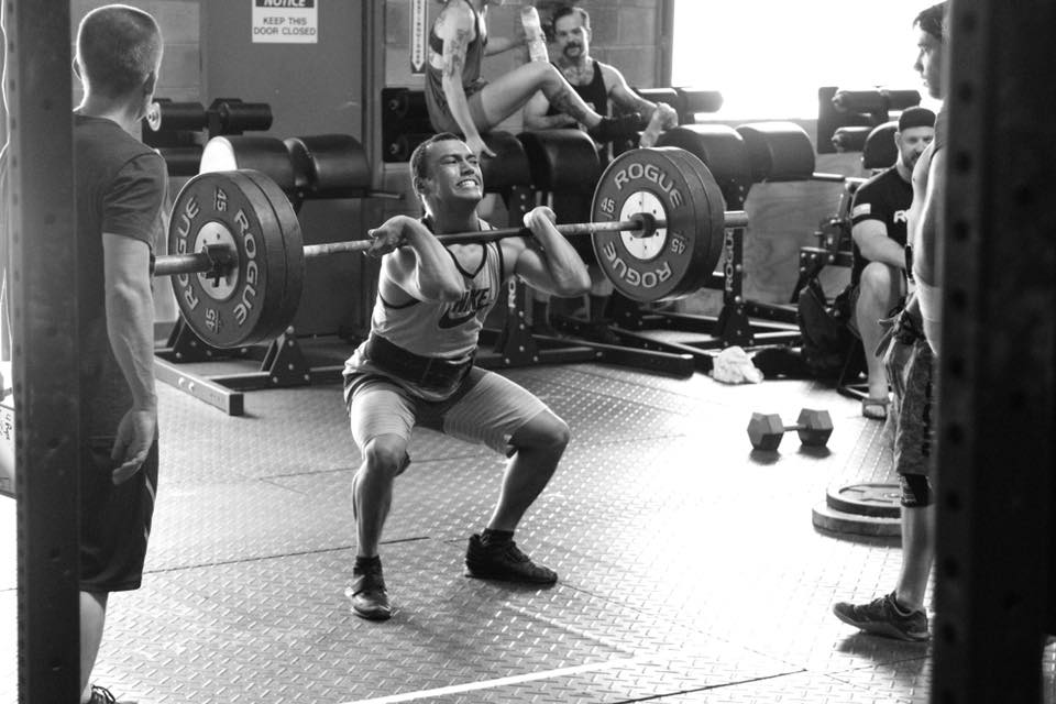 Olympic Weightlifting – December 10th to 16th 2018