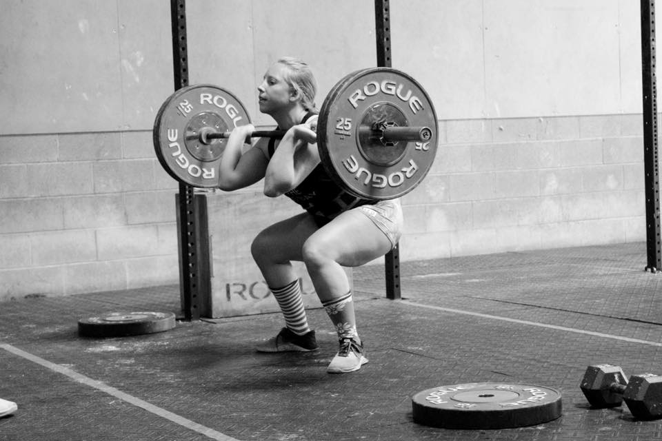 Olympic Weightlifting – 12.3.18 to 12.8.18