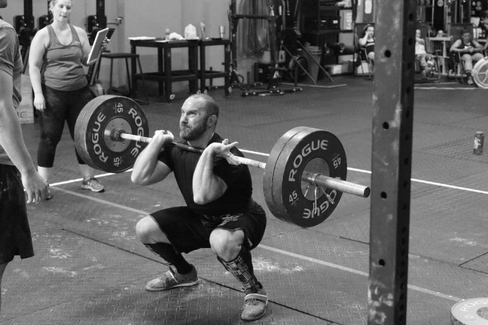 Olympic Weightlifting Program – 1126.18 – 12.1.18