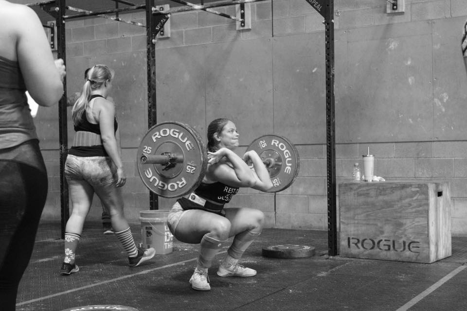 Olympic Weightlifting Program – 8.8.18 to 8.13.18