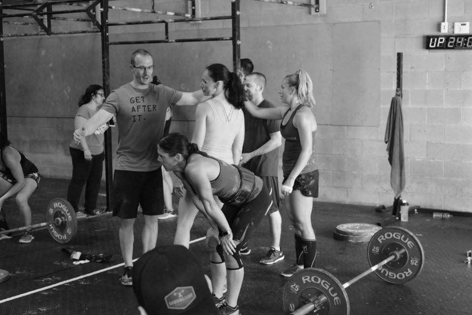 WOD Program – 8.8.18 to 8.13.18