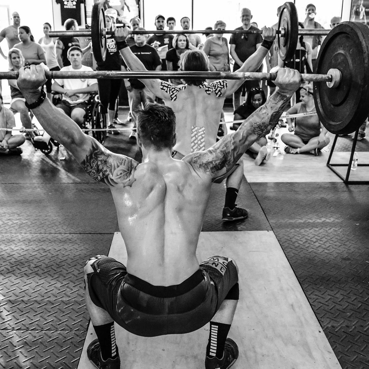 Weightlifting Program – October 15th – 20th 2018