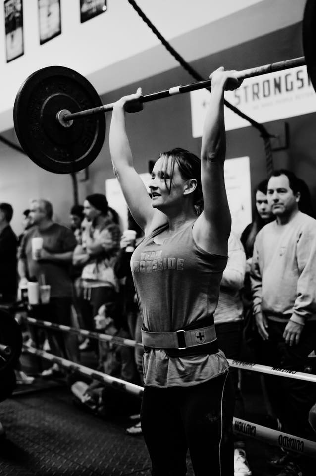 Olympic Weightlifting Program – October 22nd to 28th 2018