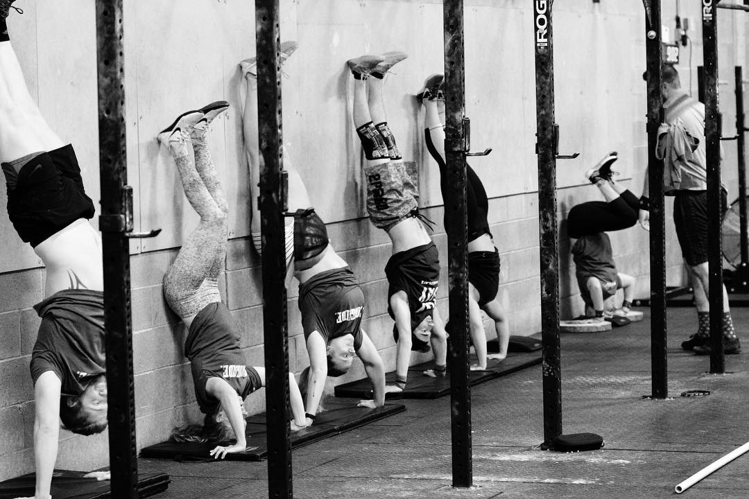 WOD Program – October 22nd to 28th 2018