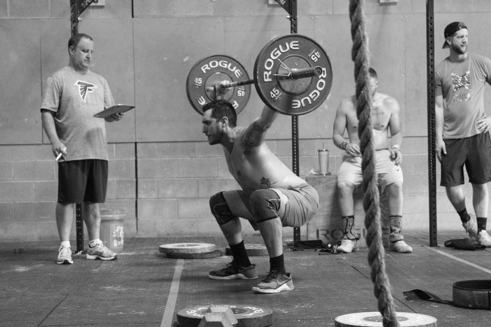 Olympic Weightlifting Program – November 5th to 10th 2018