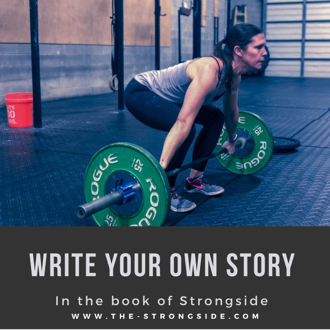 Strongside W.O.D. Program: June 17th – 22nd 2019