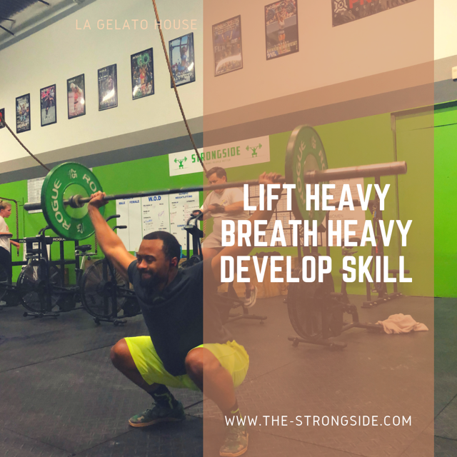 Strongside WOD Program: April 1st – 6th 2019