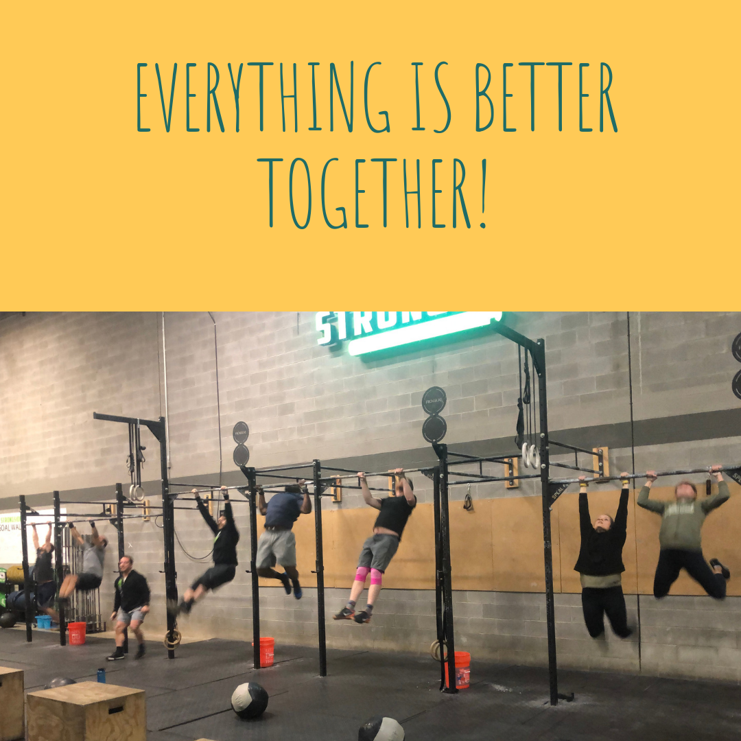 WOD Program – January 28th – February 2nd 2019