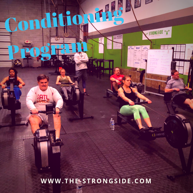 Strongside Conditioning Program: July 8th To 14th 2019