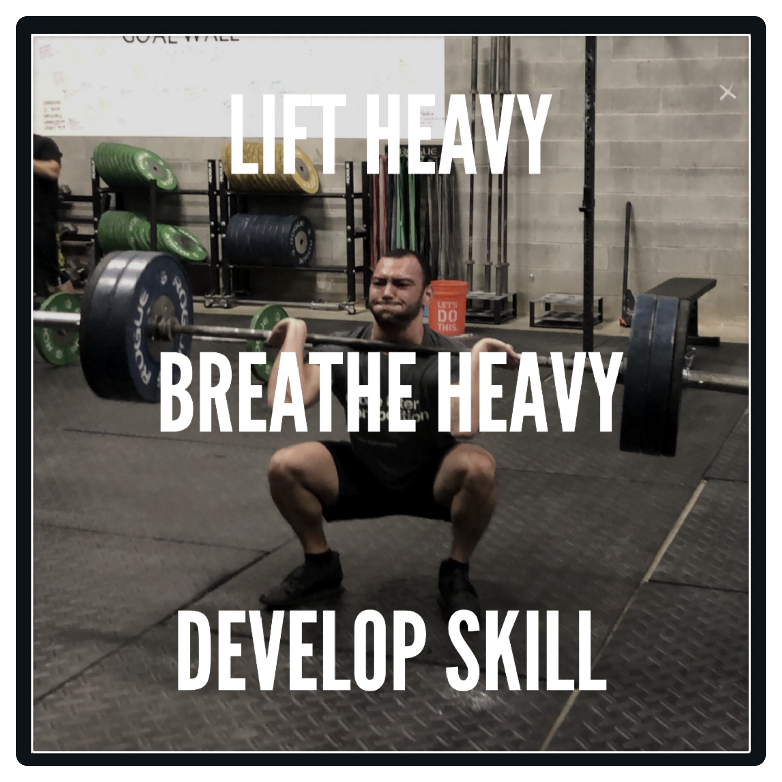 Olympic Weightlifting Program – Feb 4th to 9th 2019