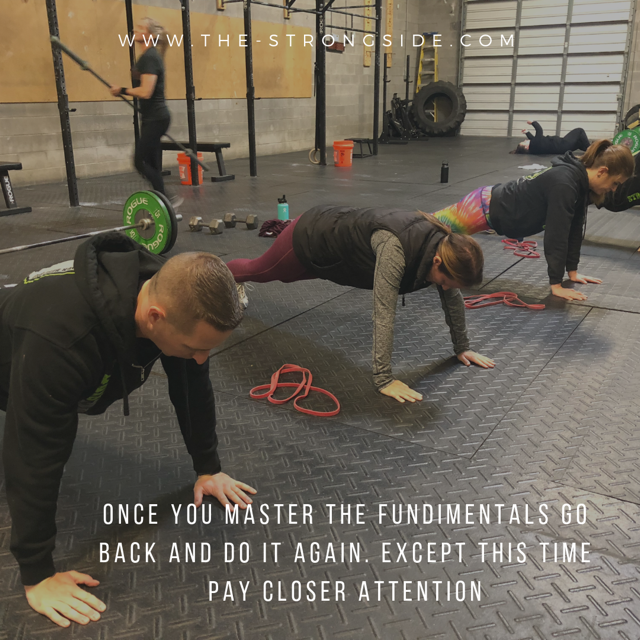 WOD Program – February 4th to 9th 2019