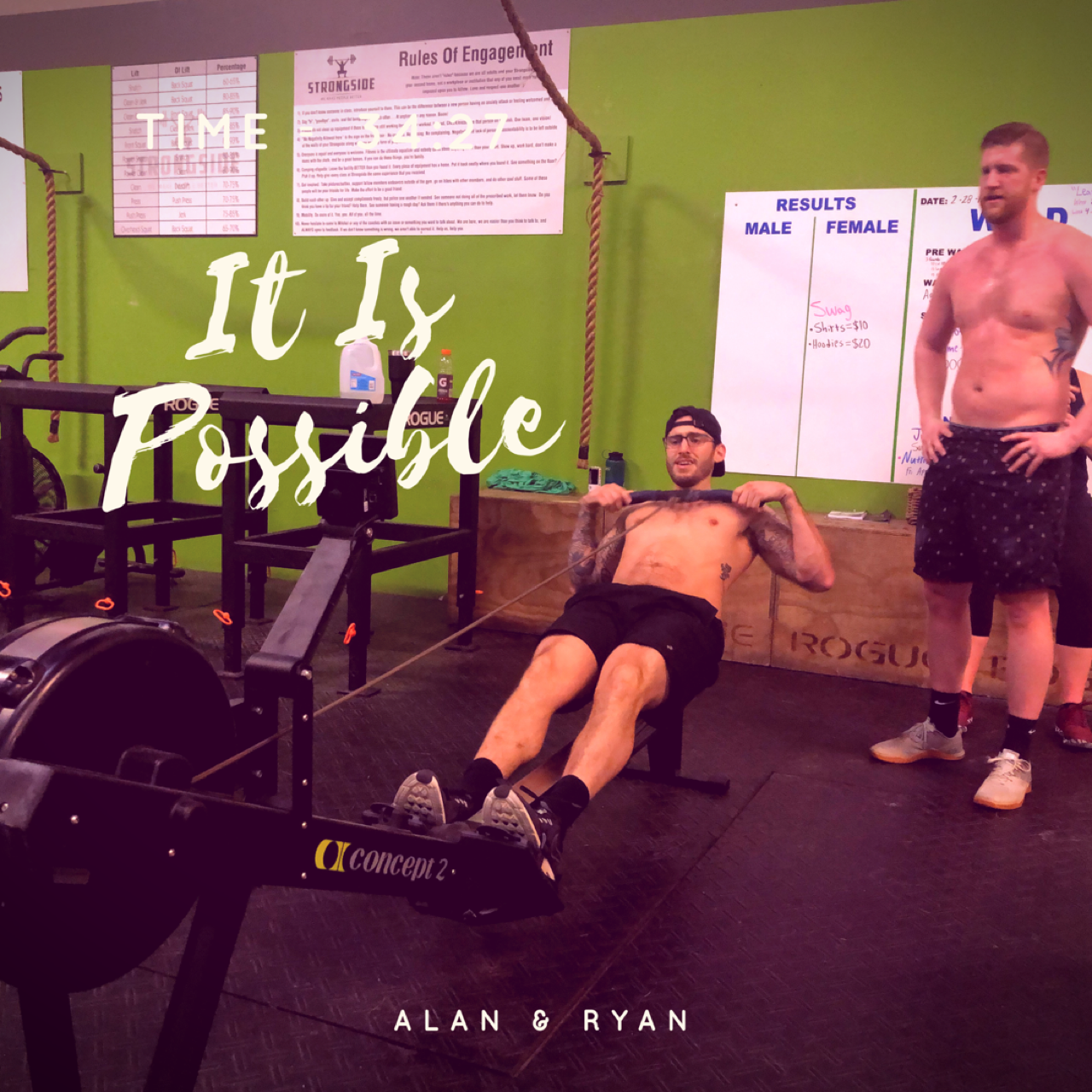 Conditioning Program – March 4th to 9th 2019