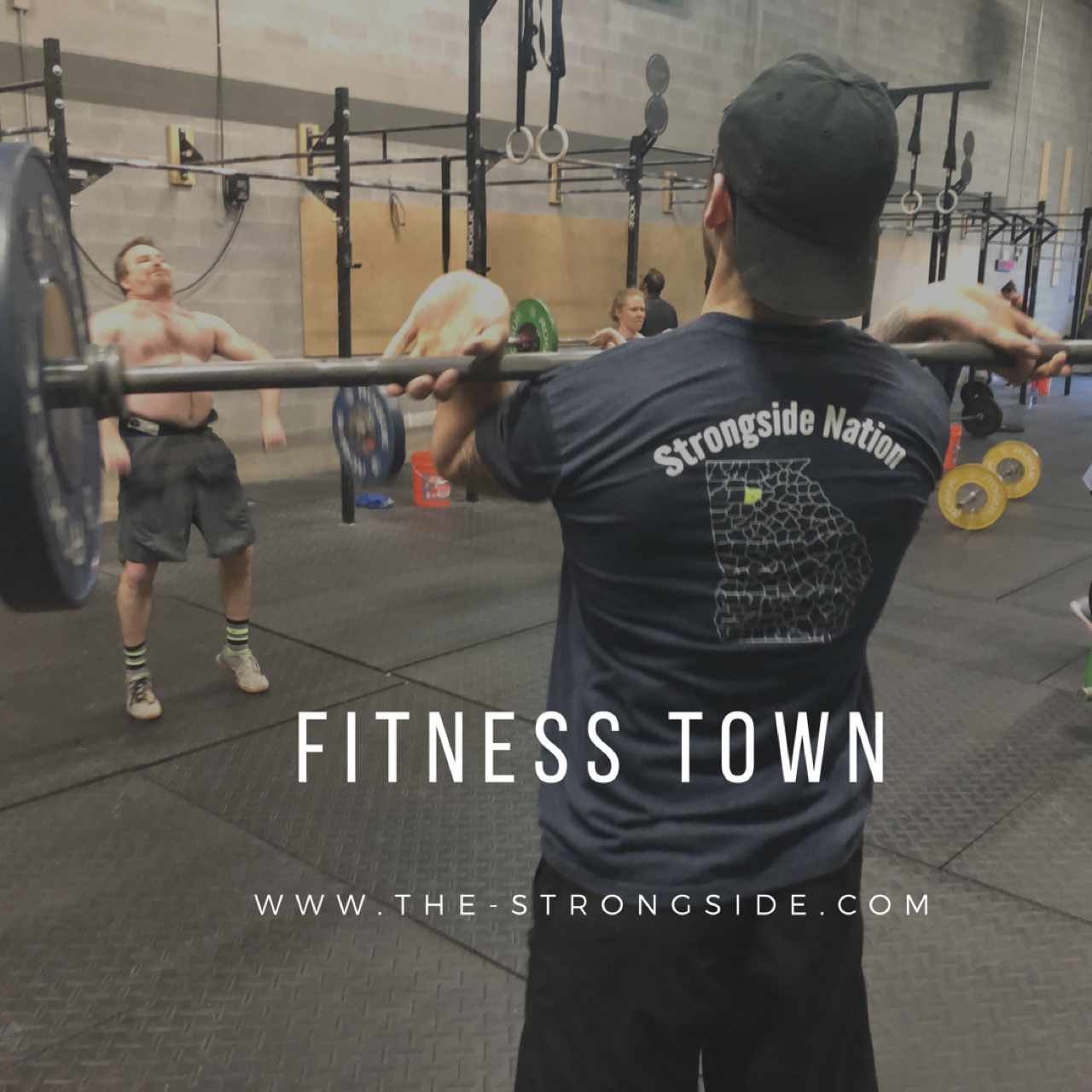 Strongside Conditioning Program: June 3rd to June 8th 2019